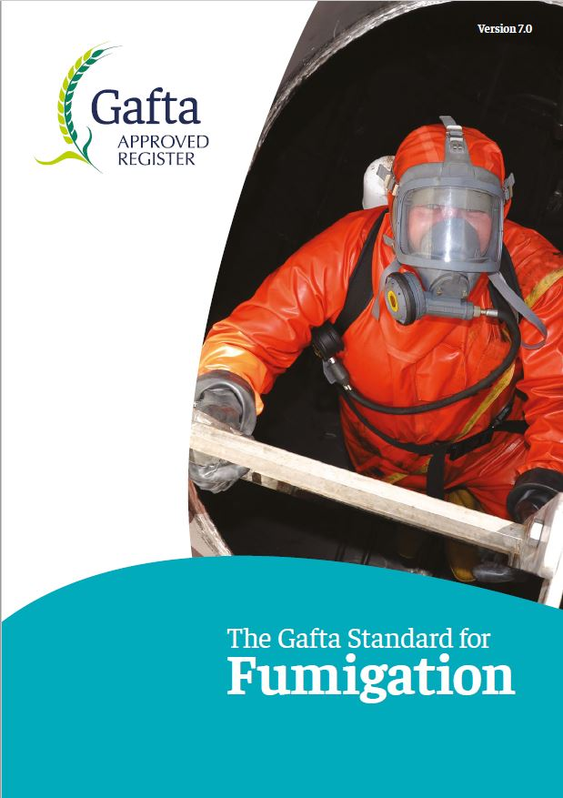 Fumigation Standard Cover