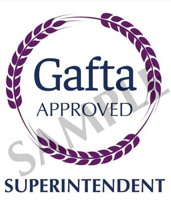 Superintendent Logo - Sample Watermark